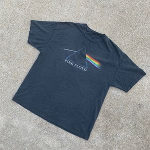 Vintage Pink Floyd Dark Side of the Moon T Shirt